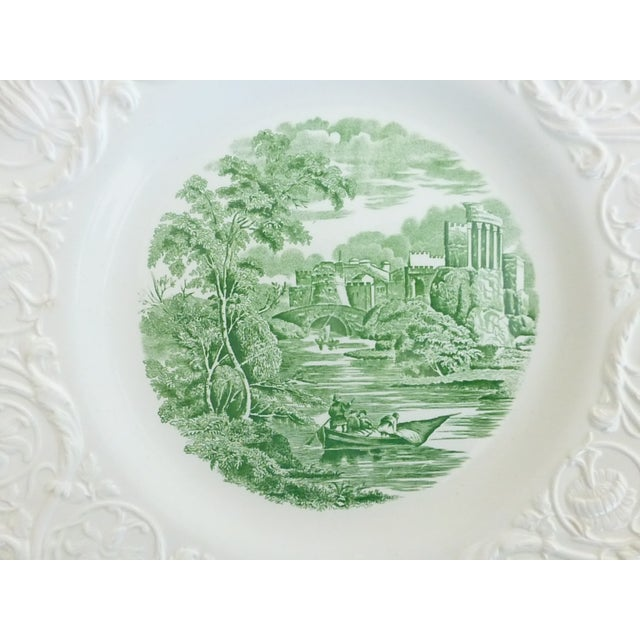 Wedgwood Creamware Dinner Plates - Set of 7 - Image 5 of 11