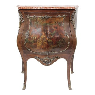"Louis XV Style ""Vernis Martin"" Cabinet"