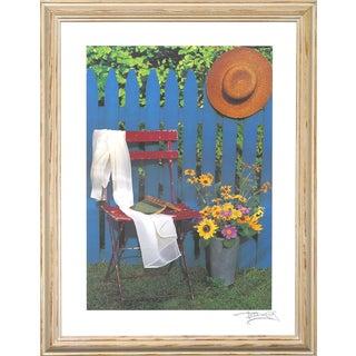 """Essence of Provence"" Framed Print"
