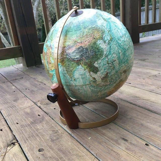 Vintage Replogle Globe on Stand - Image 3 of 5