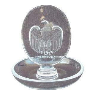 Lalique Crystal Ring Holder