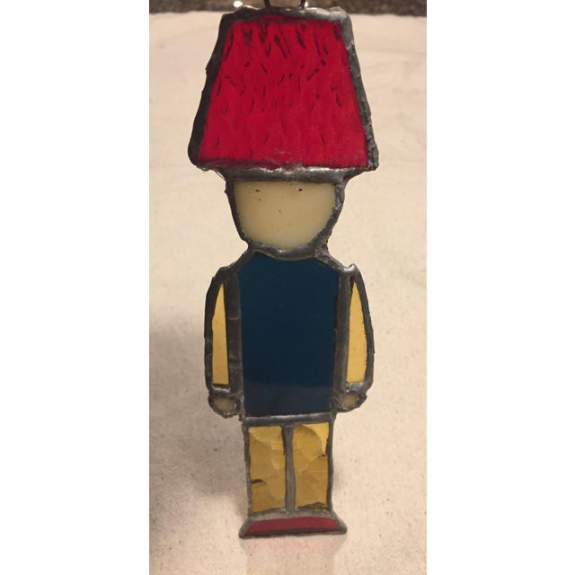 Stained Glass Nutcracker Toy Soldier - Image 6 of 6