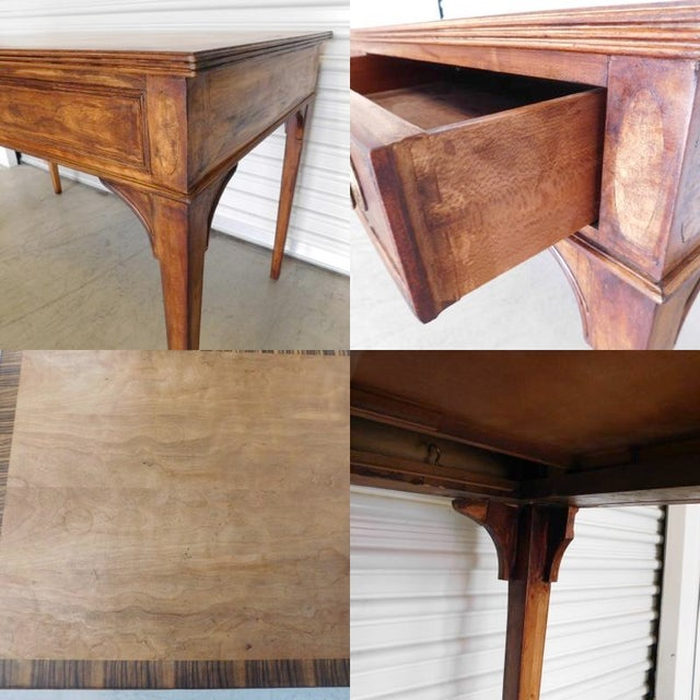 Vintage Henredon Wooden Desk - Image 7 of 11