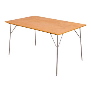 Early Eames DTM Folding Table for Herman Miller