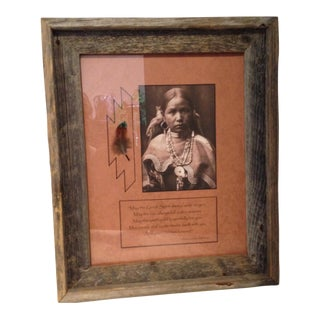 Edward Curtis American Indian Photograph