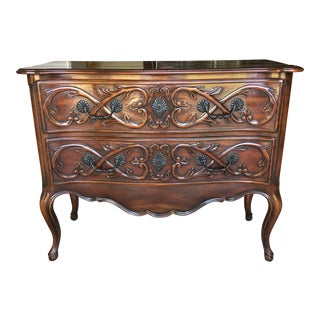 Sherrill Occasional Carved Chest
