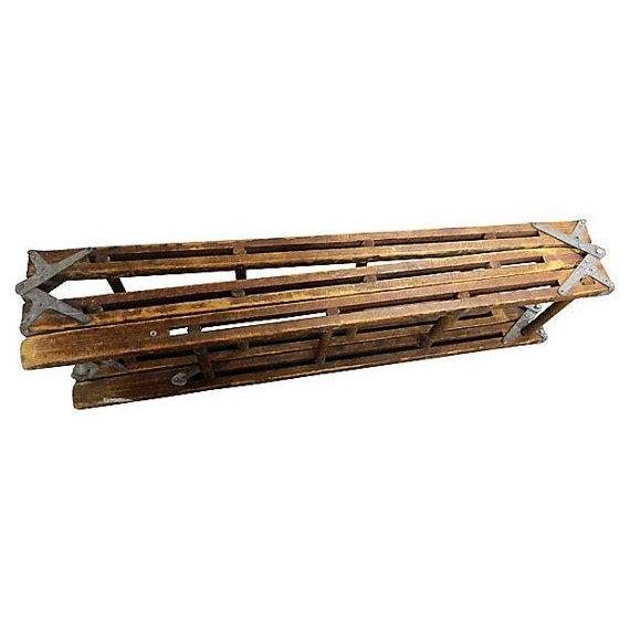 Vintage Tri-Fold 15 Ft Ladder - Image 3 of 4