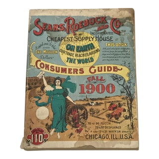 Sears Roebuck & Co. Fall 1900 Store Catalog