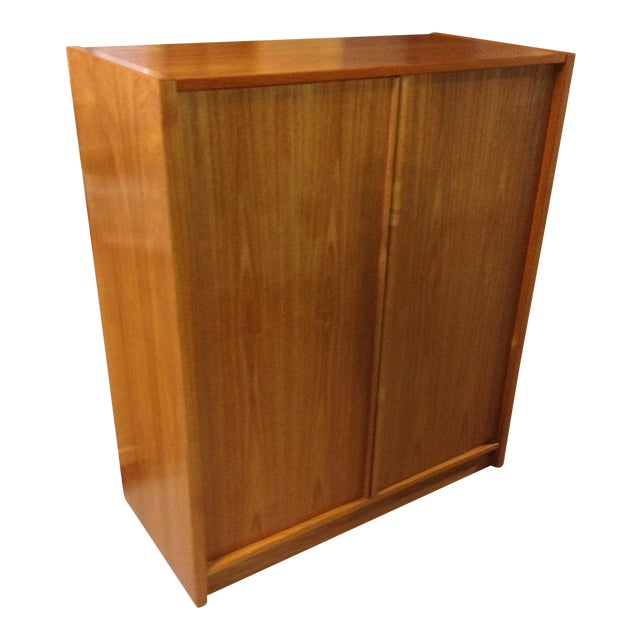 Scan Teak Rosewood Armoire - Image 1 of 11
