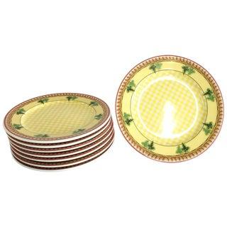 Rosenthal Versace Dessert Plates - Set of 8