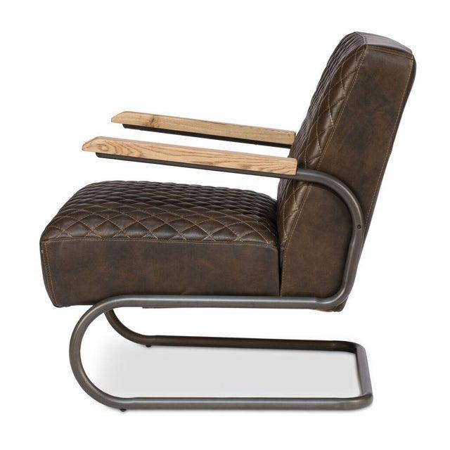 Sarreid LTD Beverly Hills Armchair - Image 3 of 6