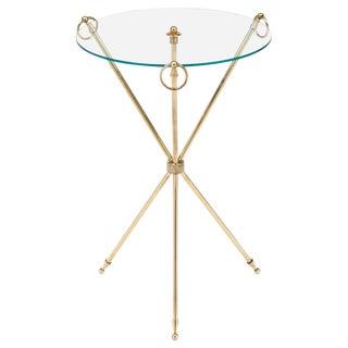 Vintage Jean-Michel Frank Style Side Table
