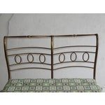 Image of Gio Ponti Style Settee
