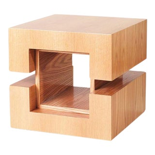 The Cube End Table