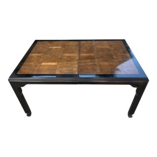 Century Furniture Chin Hua Dining Table