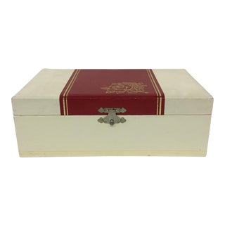 Classic Vintage Ballerina Jewelry Box