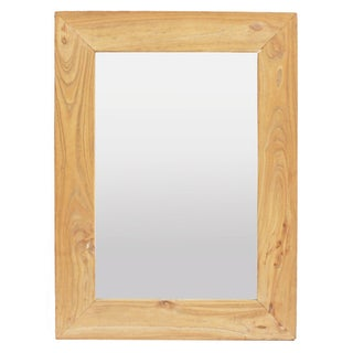Raw Elm Simple Mirror