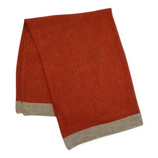 Vintage Dansk Ritva Puotila Linen Table Cloth