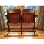 Image of Antique Theater Seats