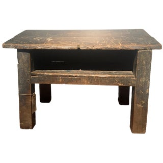 Antique Child's Desk