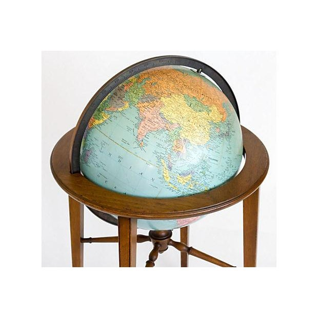 Mid-Century Kittinger Floor Globe - Image 2 of 7