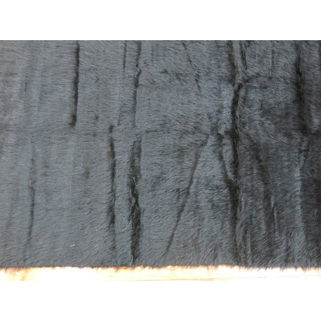 Vintage Mohair Rug - 4'7'' x 6'9'' - Image 4 of 9