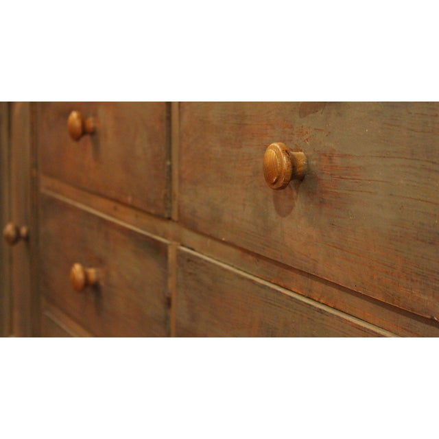 French Antique Sideboard Dresser - Image 4 of 4