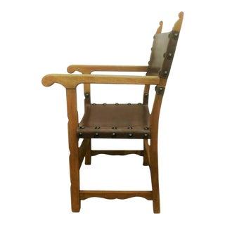 19th Century Spanish Armchair