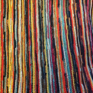 Multicolor Stripe Fabric by Jonathan Louis - 10 Yd
