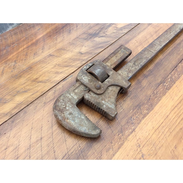Image of Large Pipe Wrench