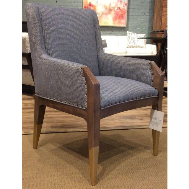 Hickory Chair Tate Arm Chair - Image 3 of 7