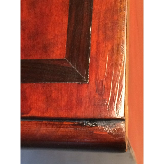 Italian 19th Century Cherry Wood Dresser - Image 4 of 4