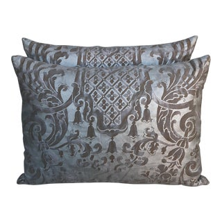 Fortuny Pillows- A Pair