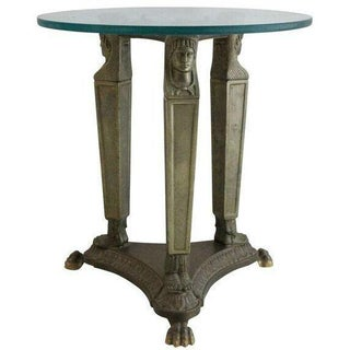 Guéridon French Empire Table