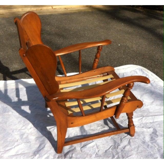 Heywood-Wakefield Mid-Century Modern Chair - Image 7 of 8