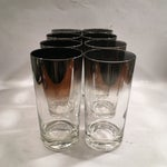 Image of Vintage Mercury Ombre Tumblers - Set of 8