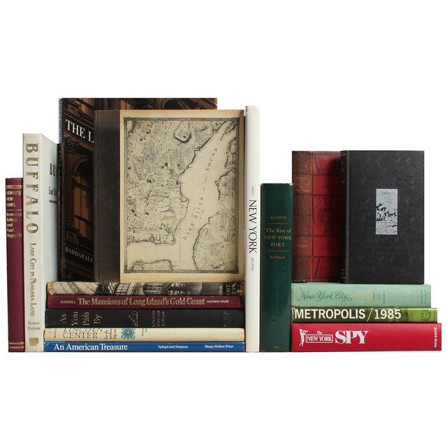 Image of New York Landscapes Books - Set of 16