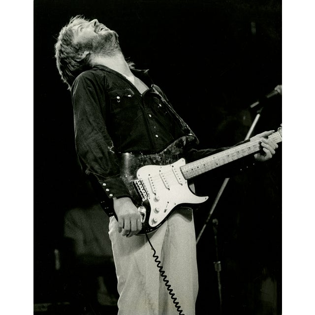 Vintage 1975 Eric Clapton Photograph - Image 1 of 2