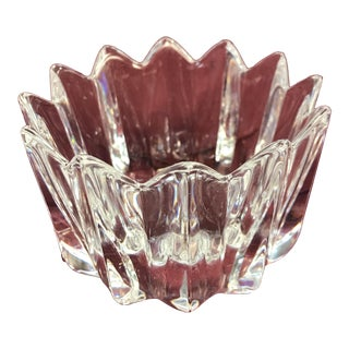 Orrefors Crystal Bowl