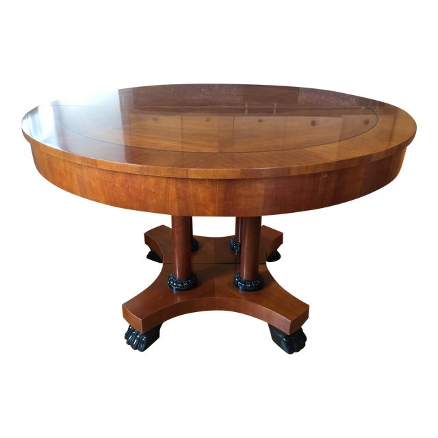 Image of Vintage Baker Game Table