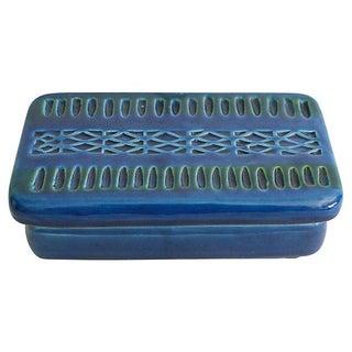 Bitossi Italian Pottery Box