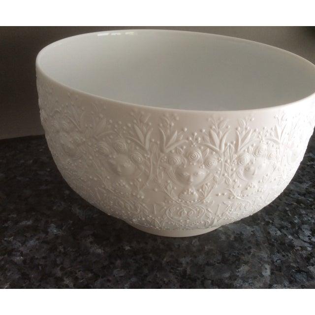 Wiinblad Rosenthal Studio Fantasia Porcelain Bowl - Image 4 of 6