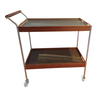 Salton Electric Serving Cart