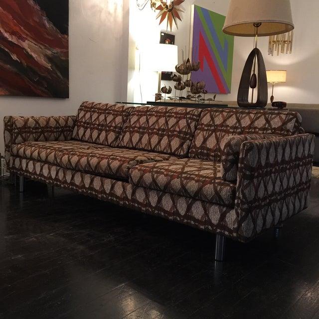 Selig Sofa in Jack Larsen Fabric - Image 3 of 9