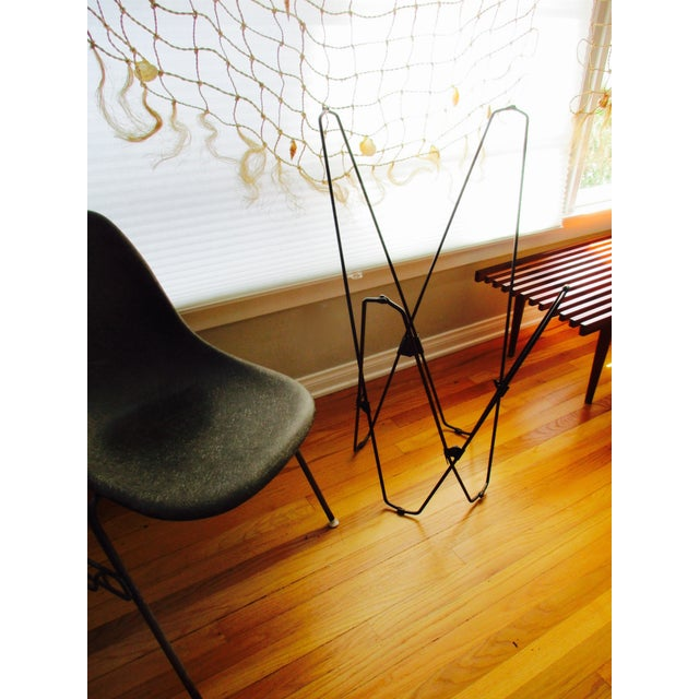 Vintage Folding Butterfly Chair Frames - A Pair - Image 3 of 10