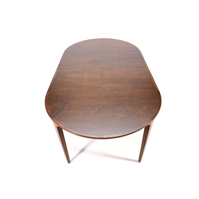 Rosengren Hansen Round Walnut Dining Table - Image 7 of 9