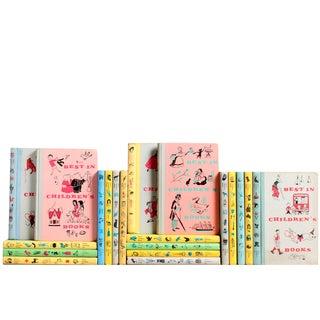 Pastel Children's Books - Set of 20