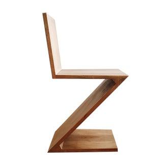 Gerrit Rietveld Zig Zag Chair