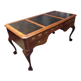 Vintage Henredon Executive Desk