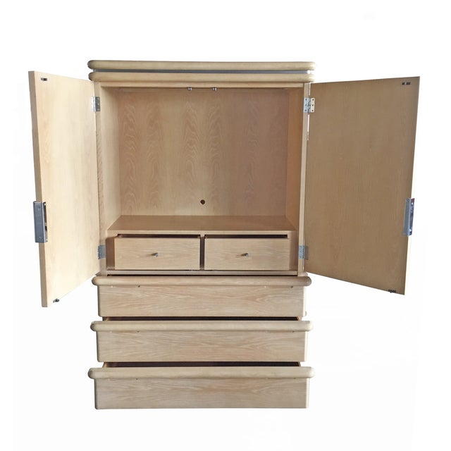 Jay Spectre for Century High Chest of Drawers - Image 4 of 4